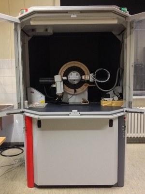 Röntgendiffraktometer Bruker D 8 Discover